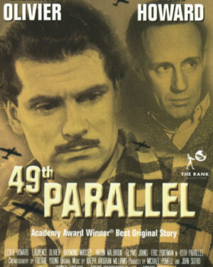 49th Parallel Rare & Collectible DVDs & Movies