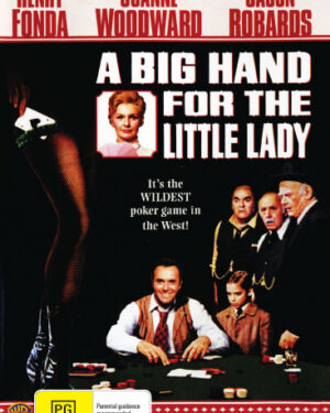 A Big Hand for the Little Lady Rare & Collectible DVDs & Movies