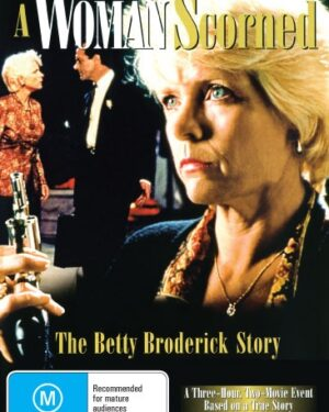 A Woman Scorned : The Betty Broderick Story Rare & Collectible DVDs & Movies