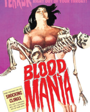 Blood Mania Rare & Collectible DVDs & Movies