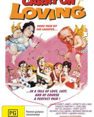 Carry On Loving Rare & Collectible DVDs & Movies