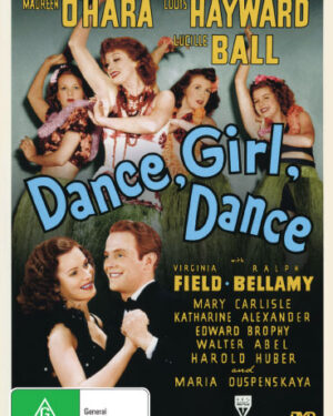 Dance Girl Dance Rare & Collectible DVDs & Movies