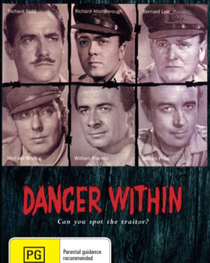 Danger Within Rare & Collectible DVDs & Movies
