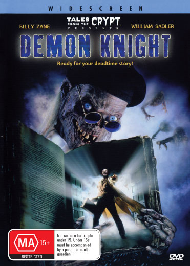 Demon Knight  :  Tales From The Crypt