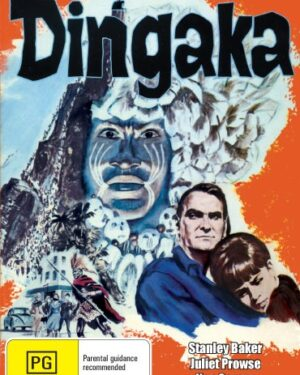 Dingaka Rare & Collectible DVDs & Movies
