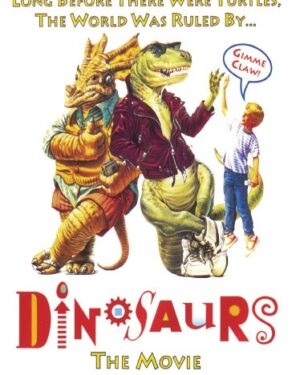 Adventures In Dinosaur City Rare & Collectible DVDs & Movies