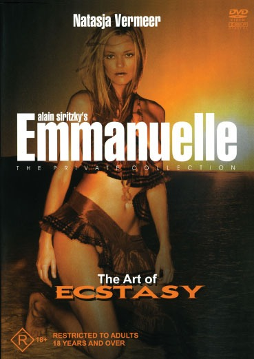 Emmanuelle The Private Collection : The Art of Ecstasy
