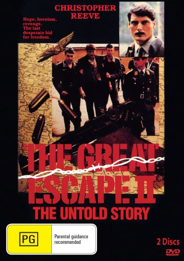 The Great Escape II : The Untold Story