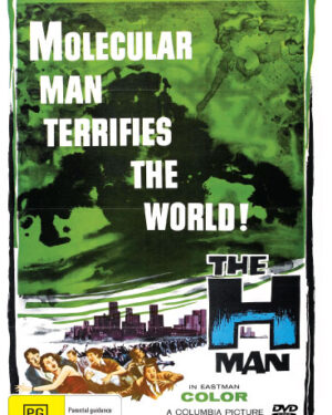 The H Man Rare & Collectible DVDs & Movies
