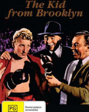 The Kid From Brooklyn Rare & Collectible DVDs & Movies