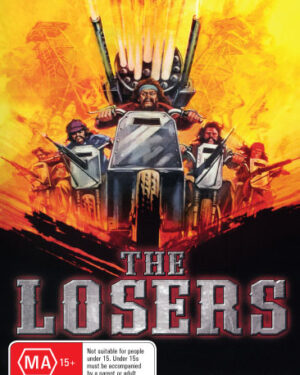 The Losers Rare & Collectible DVDs & Movies