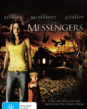 The Messengers Rare & Collectible DVDs & Movies