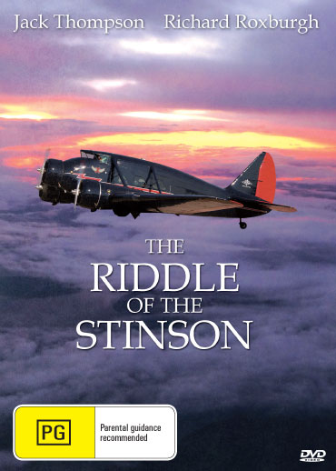 Riddle Of The Stinson