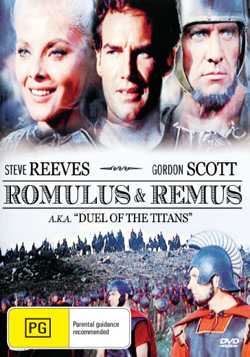 Romulus And Remus aka Duel Of The Titans
