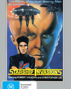 Starship Invasion