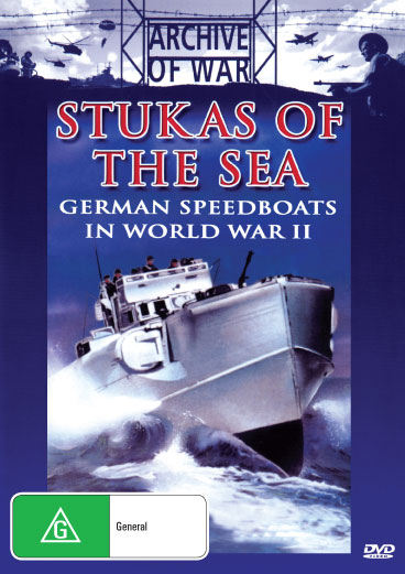 Stuka's Of The Sea