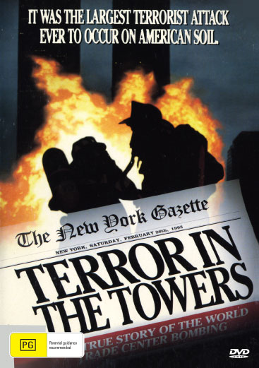 Without Warning : Terror In The Towers