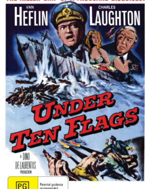 Under Ten Flags Rare & Collectible DVDs & Movies