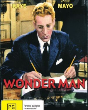 Wonderman Rare & Collectible DVDs & Movies