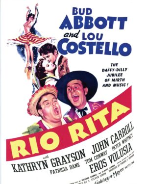 Rio Rita Rare & Collectible DVDs & Movies