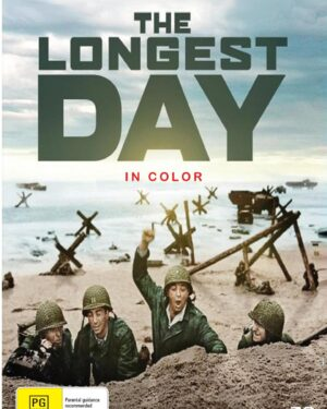 The Longest Day : Color Version Rare & Collectible DVDs & Movies