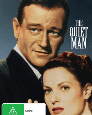 The Quiet Man Rare & Collectible DVDs & Movies