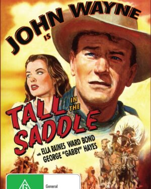Tall in the Saddle Rare & Collectible DVDs & Movies