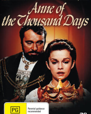 Anne of the Thousand Days Rare & Collectible DVDs & Movies