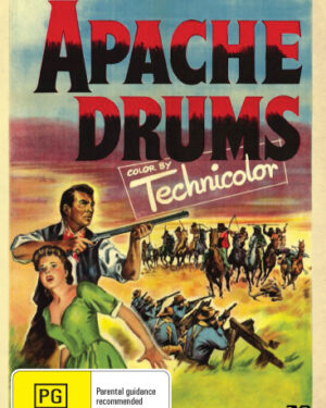 Apache Drums Rare & Collectible DVDs & Movies