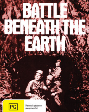 Battle Beneath the Earth Rare & Collectible DVDs & Movies