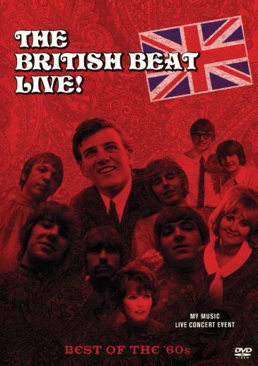 The British Beat Live : Best of the 60's
