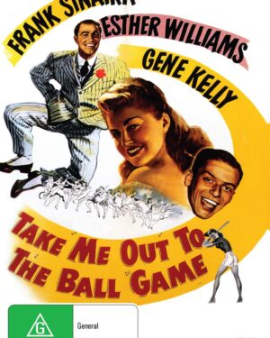 Take Me Out To The Ball Game Rare & Collectible DVDs & Movies