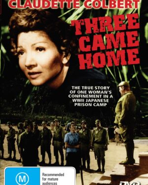 Three Came Home Rare & Collectible DVDs & Movies