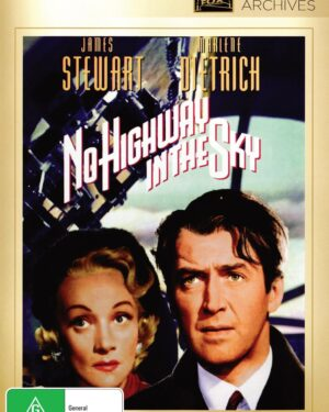 No Highway in the Sky Rare & Collectible DVDs & Movies