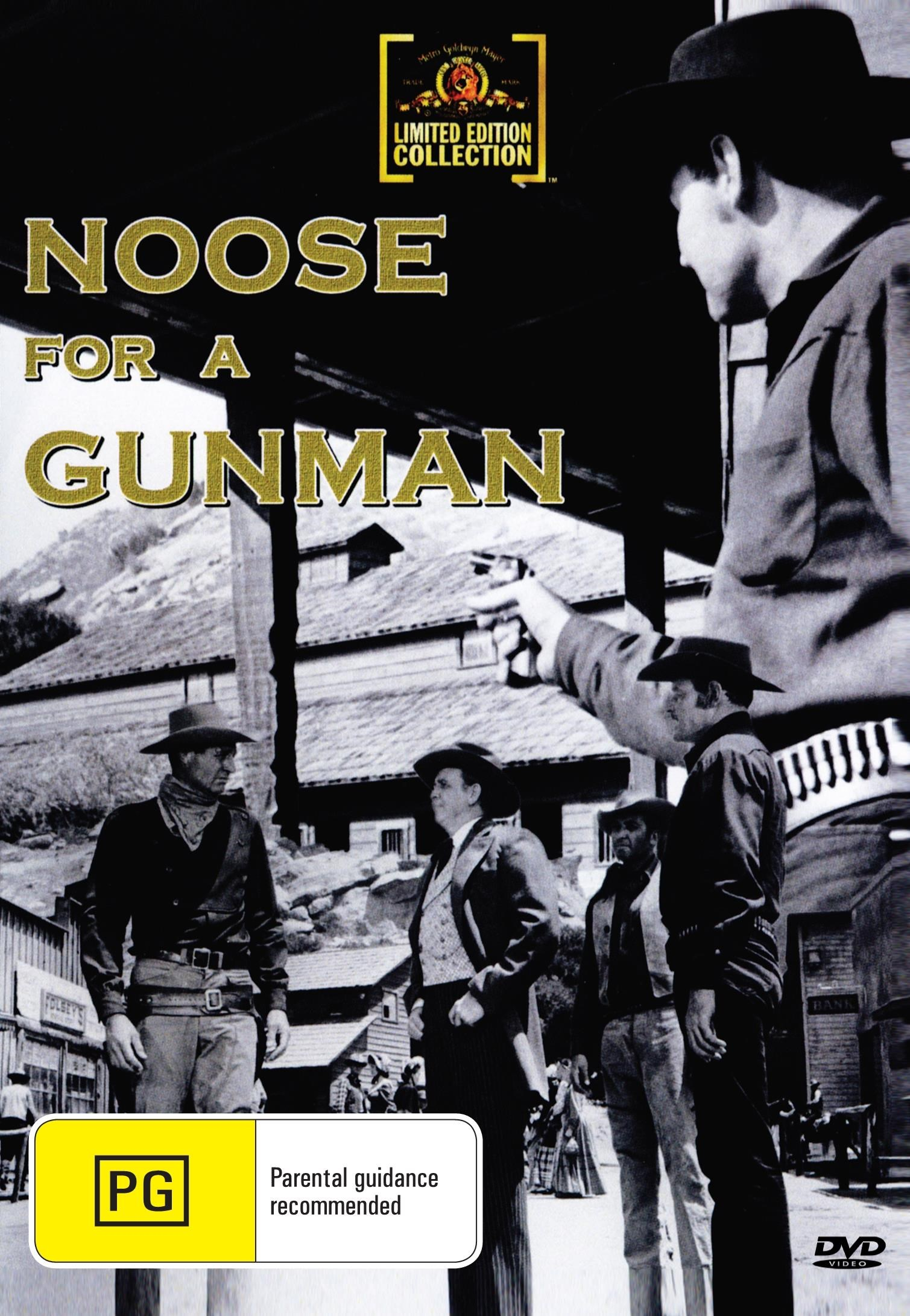 Noose For A Gunman
