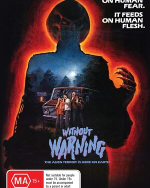 Without Warning Rare & Collectible DVDs & Movies