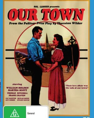 Our Town Rare & Collectible DVDs & Movies