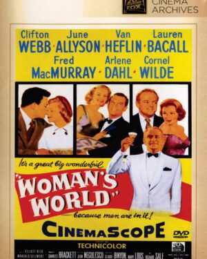 Woman's World Rare & Collectible DVDs & Movies