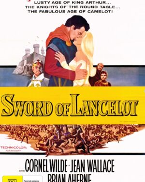 Sword Of Lancelot Rare & Collectible DVDs & Movies