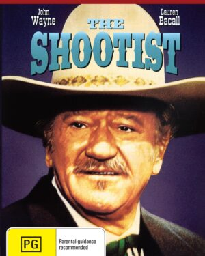 The Shootist Rare & Collectible DVDs & Movies