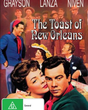 The Toast Of New Orleans Rare & Collectible DVDs & Movies