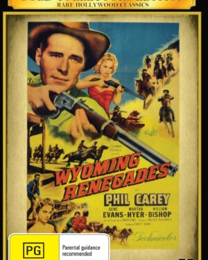 Wyoming Renegades Rare & Collectible DVDs & Movies