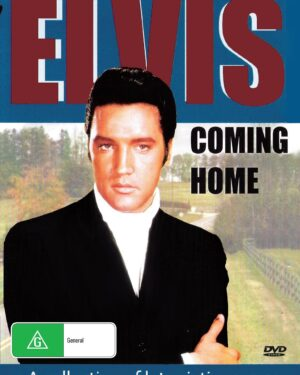Elvis : Coming Home Rare & Collectible DVDs & Movies