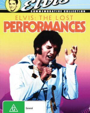 Elvis : The Los Performances