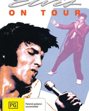 Elvis On Tour Rare & Collectible DVDs & Movies