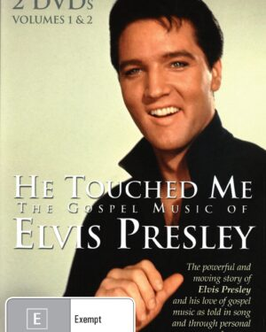 He Touched Me Rare & Collectible DVDs & Movies