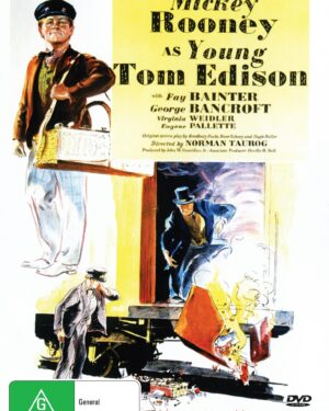Young Tom Edison Rare & Collectible DVDs & Movies