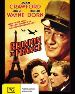 Reunion in France Rare & Collectible DVDs & Movies