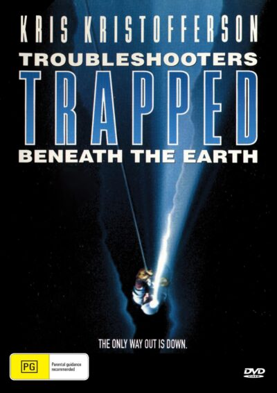 Trouble Shooters : Trapped Beneath The Earth