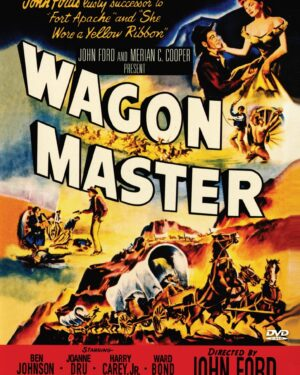 Wagon Master Rare & Collectible DVDs & Movies